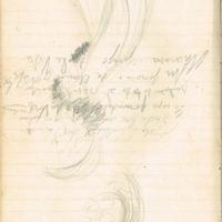 F. 62v. [Mi corazon espejo de la Vida] (se lee en sentido inverso)