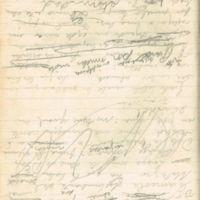 F. 13v. [y los labios] (se lee en sentido inverso)