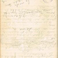 F. 23v. [cosas en silencio] (se lee en sentido inverso)