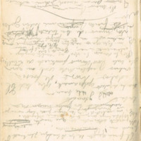F. 110v. [para el Cadalso, trozo] (se lee en sentido inverso)