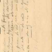 F. 24r. [Musa de alma verde fosforecente… Verde](se lee en sentido transversal)